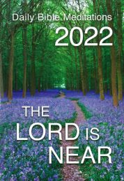 The Lord is Near 2022 - Book (English)