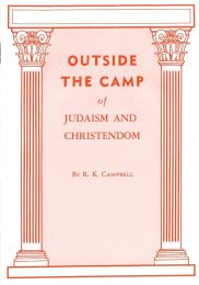 Outside the Camp of Judaism and Christendom