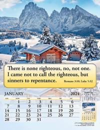 Joyful News Calendar 2022