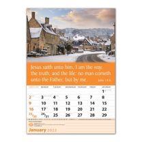 Words Of Life Calendar 2022 - English