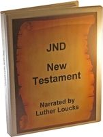 New Testament, tapes, New Translation by J. N. Darby
