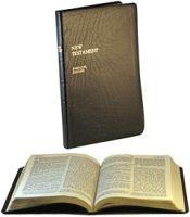 JND / KJV Parallel New Testament, Large Print