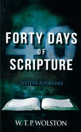 Forty Days of Scripture