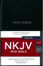 NKJV Pew Bible , hb, 15929