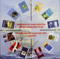 CD Rom containing Hugo Bouter's books in several languages