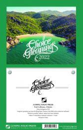 Choice Gleanings Calendar 2022