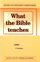 What the Bible teaches - John