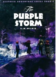 The Purple Storm,  Book 2