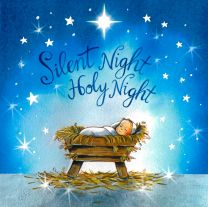 Christmas Cards, Silent Night, CP02