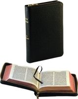 Darby Bible JND17, 6 × 3¾, with zip