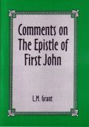 Comments on 1 John