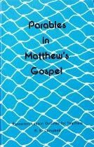 Parables in Matthew's Gospel