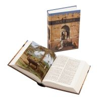 Royal Ruby Text Bible, Illustrated Edition, 31I