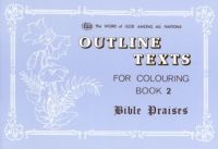 Bible Praises - Colouring Book