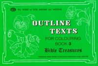 Bible Treasures - Colouring Book