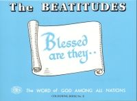 The Beatitudes - Colouring Book