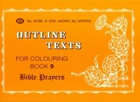 Bible Prayers - Colouring Book