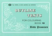 Bible Promises - Colouring Book