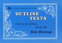 Bible Blessings - Colouring Book