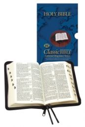 Classic Reference Bible, 4UTZ