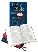 Classic Reference Bible, 4E