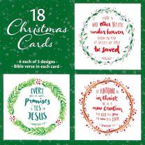 Christmas Card Box of 18 TC40049