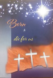 Born to Die - Tract (1,000 pces)