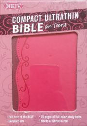 NKJV Compact Ultrathin Bible For Teens 1790-4