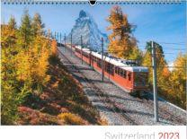 Swiss Calendar 2022