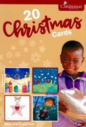 Christmas Cards Box of 20 800028