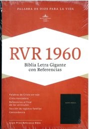 Spanish Bible Reina Valera 1960, Giant Print Reference Bible