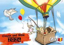 Crayon and Bible 2021 (English)