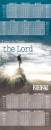 Bookmark Calendar 2021 (English)