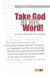 Take God at His Word!