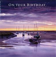 Birthday Card TE4121XA