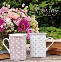 Birthday Card TE4117XA