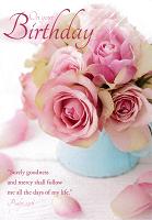 Birthday Card TE5177XA