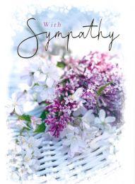 Sympathy Card GG12291