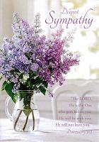 Sympathy Card TE5127XA
