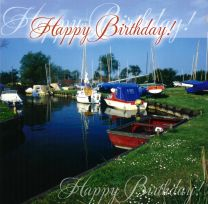 Birthday Card TE40739A