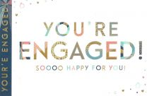 Engagement Card JL026