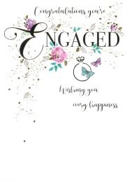 Engagement Card 11370