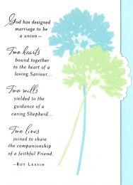 Wedding Card 83595