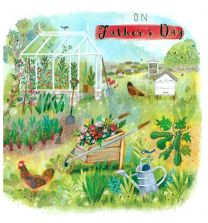 Father's Day card - 10704
