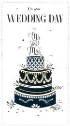 Wedding Card 3682