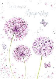 Sympathy Card 1805