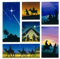 Christmas Card, Nativity Scenes, GMC090