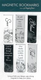 Magnetic Bookmarks, Pack of 6 (72484)