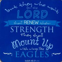 COASTER, LORD SHALL RENEW THEIR STRENGTH, c108