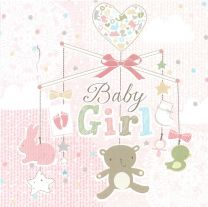 Birth Congratulation Card CL291
